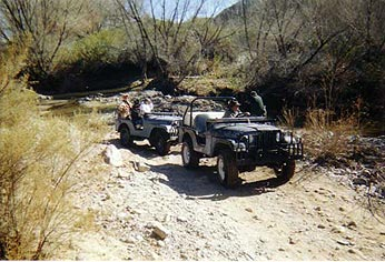 BC Jeep Tours | Available Tours
